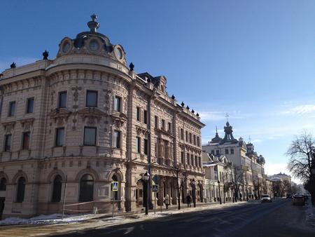 kazan: Historical mansion in Kazan, Russia