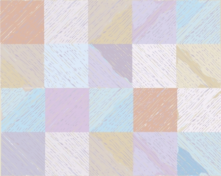 Plaid seamless pattern in pastel colors Vector