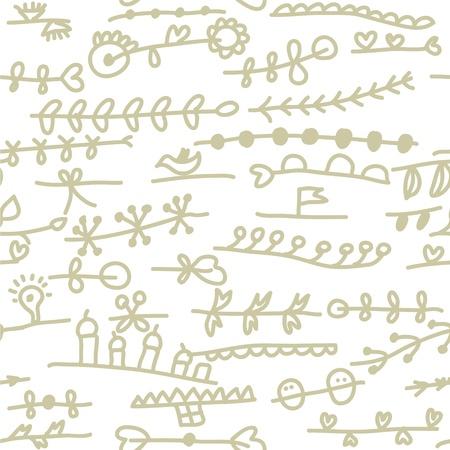 love wallpaper: Simple patr�n floral sin fisuras dise�o lindo