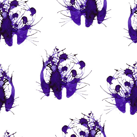 Seamless with wild panda. Natural cliparts for wedding design, artistic creation.