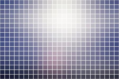 pale colors: Pale pink blue abstract square tiles over white mosaic background