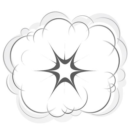 exterminate: Vector de dibujos animados estilo explosi�n. Se adapta a una gran cantidad de proyectos y campa�as de promoci�n.