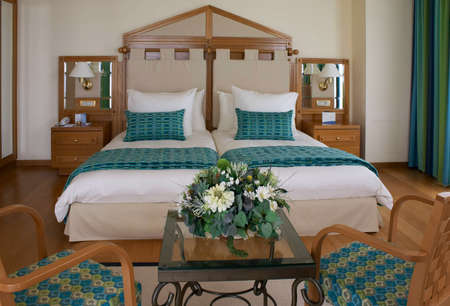 chear: double room in hotel