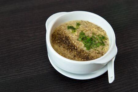 angel hair: Vietnamita de fideos cabello �ngel cangrejo sopa