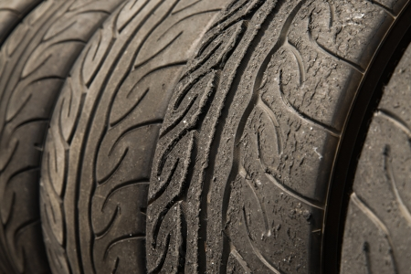 Tire stack Stock Photo - 16599610