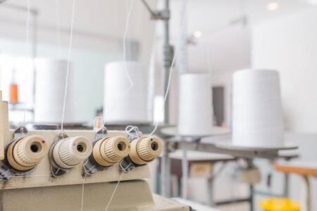 Garment weaver machine