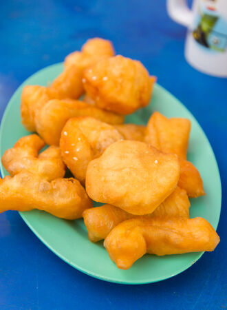 patongkoh: Chinese deep fried dough,Patongko