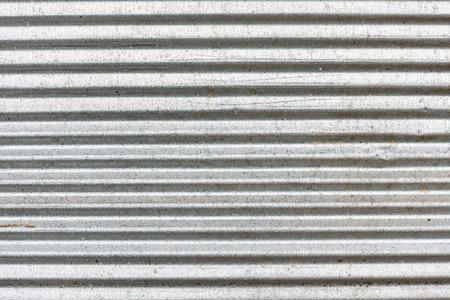 zinc industries plate orange rust