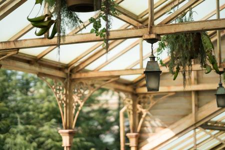classics lamps decoration in Hogwarts castle in Universal Studios Japan