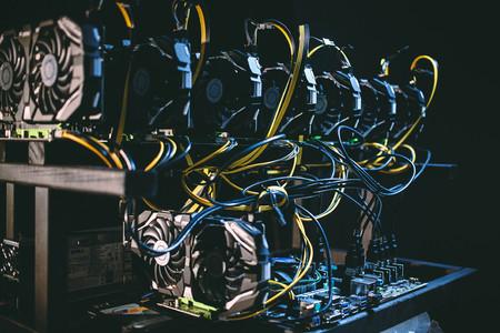 Machine for monetization of bitcoins Archivio Fotografico