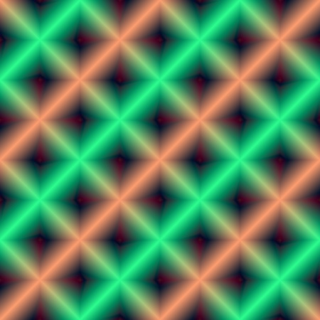Abstract Colorful  Lights Frame on Dark Background. Seamless pattern Vector