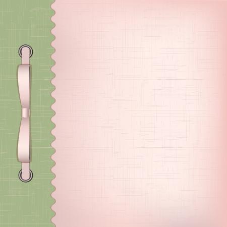 rivet: Розовая крышка для альбома с фотографиями.