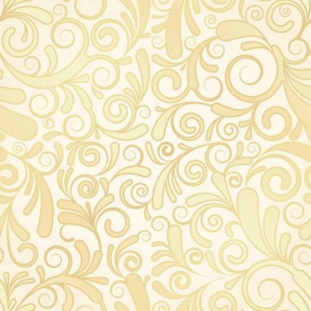 Seamless background of ggold  Vector illustration Stock Vector - 16473287