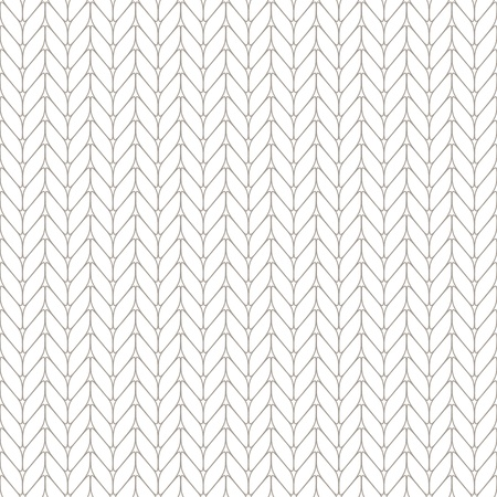 knitted background: Seamless knitted background  Vector illustration Illustration