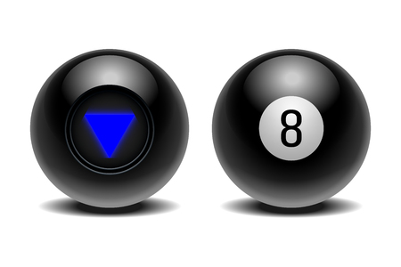 The magic ball of predictions for decision-making.
