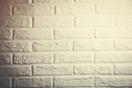 blanche: White brick wall texture or background