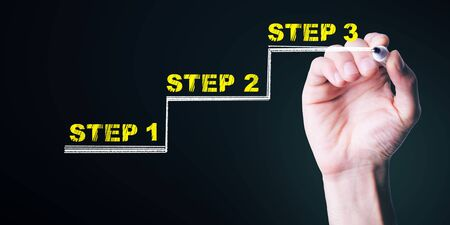 the ladder to success in screen Imagens