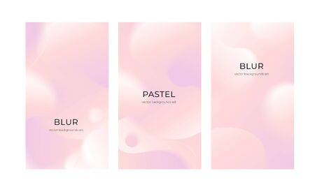 Vector social media vertical background set. Pink abstract shape backdrop. Romantic mood, holiday flowers concept. Design for social media post, ad, announcement of winner, voucher. Stock fotó - 133562583
