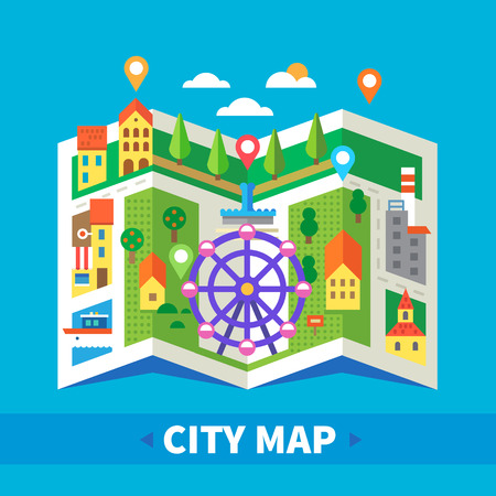 City map Navigator