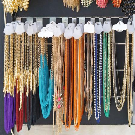 bijou: Various modern bijou necklaces for sale