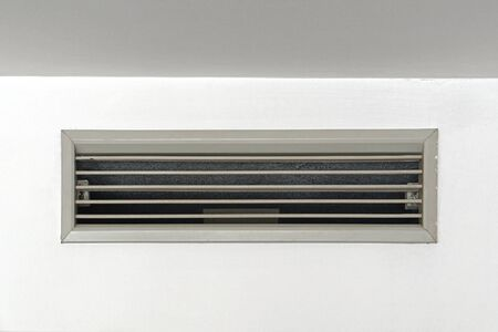 grille: Air duct ventilation grille opening
