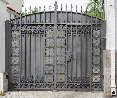 Iron Gate Stock Photos And Images 123rf