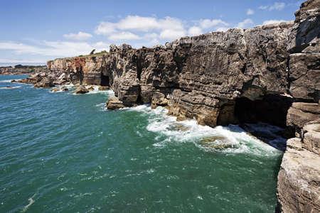 baratro: Chasm Boca do Inferno (portoghese per l'Inferno