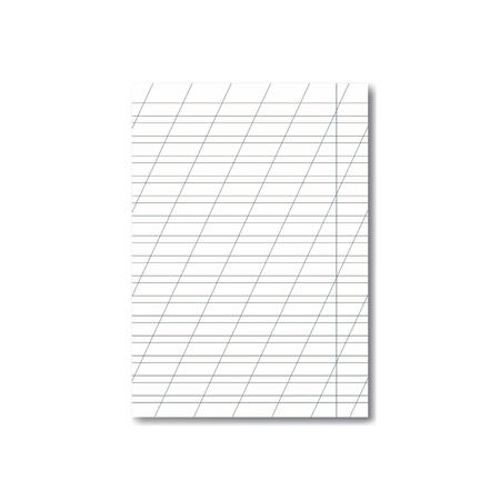 Cuaderno De Hojas De Trabajo De Escritura Cursiva De Escuela Abierta ...