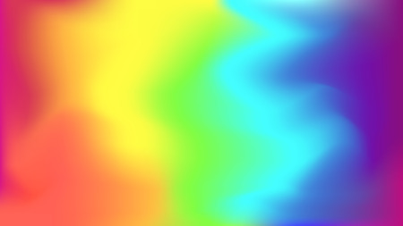 Bright abstract fashion rainbow blurred background