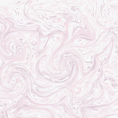 Abstract liquid pale pink square marble background. Wavy vector texture for software, ui design, web, apps wallpaper, banner