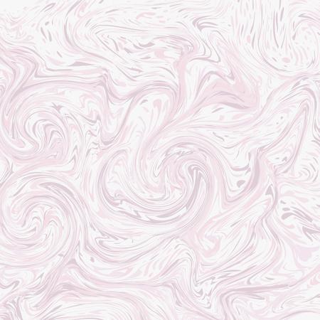 Abstracte vloeibare bleke roze vierkante marmeren achtergrond. Golvende vectortextuur voor software, ui-ontwerp, web, appsbehang, banner