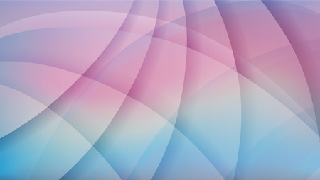 Soft blue and pink abstract sunset background with dotted halftone. Modern tender bright gradient shapes texture for software, ui design, web, apps wallpaper, banner