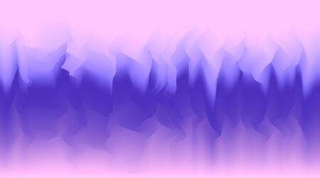 Abstract background in deep pink and purple gradient colors. Concept of flame, music, motion for mobile apps, ui, banner, poster decoration
