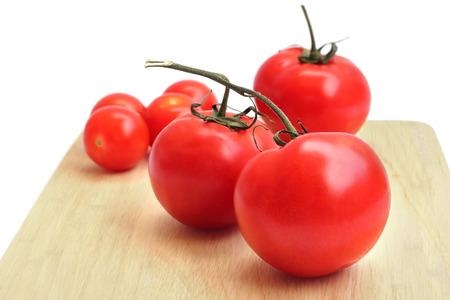tomate de arbol: un tomate en tajadera