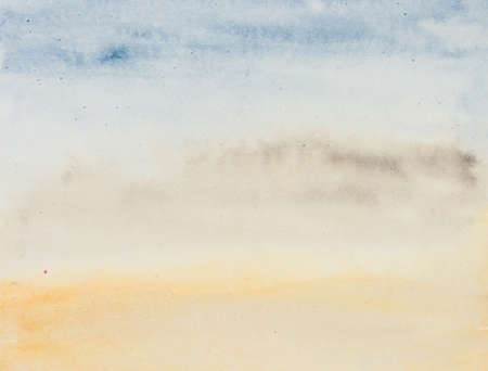 Pastel watercolor background with gradient.