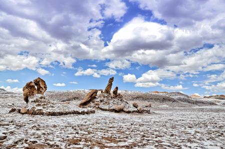 LUNA: LUNA VALLEY of Atacama