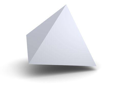 Pyramid. 3d