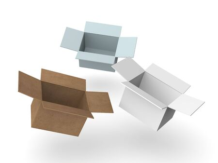 box 3d Stock Photo - 905341