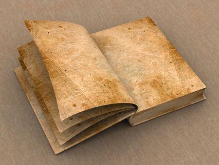 Libro abierto  Foto de archivo - 911873
