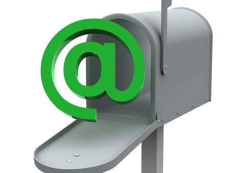 3d casella e-mail