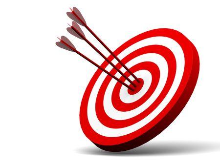 target arrow: Target 3d