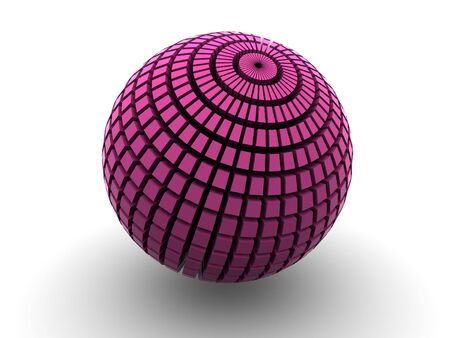 intricacy: Sphere 3d