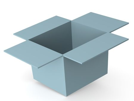 box. 3d Stock Photo - 919971