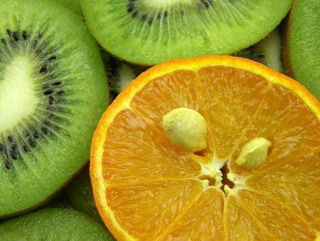 Tropical fruit photo