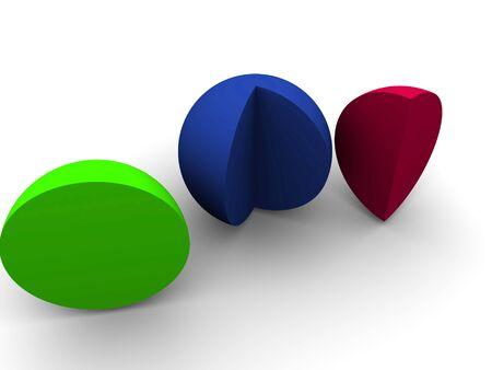 dimple: Sphere. 3d