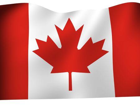 Canada. National Flag