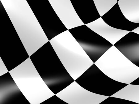 Checker background. 3d Stock Photo - 1747683