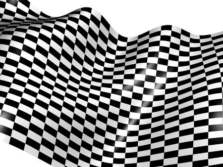 reiteration: Checker background. 3d Stock Photo