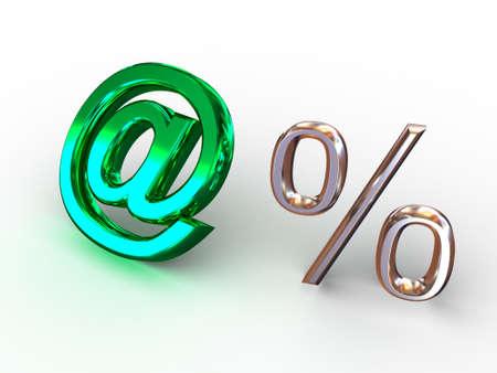 percent. 3d photo