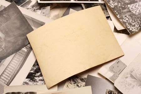 Vintage Photo. Abstract Background. Stock Photo